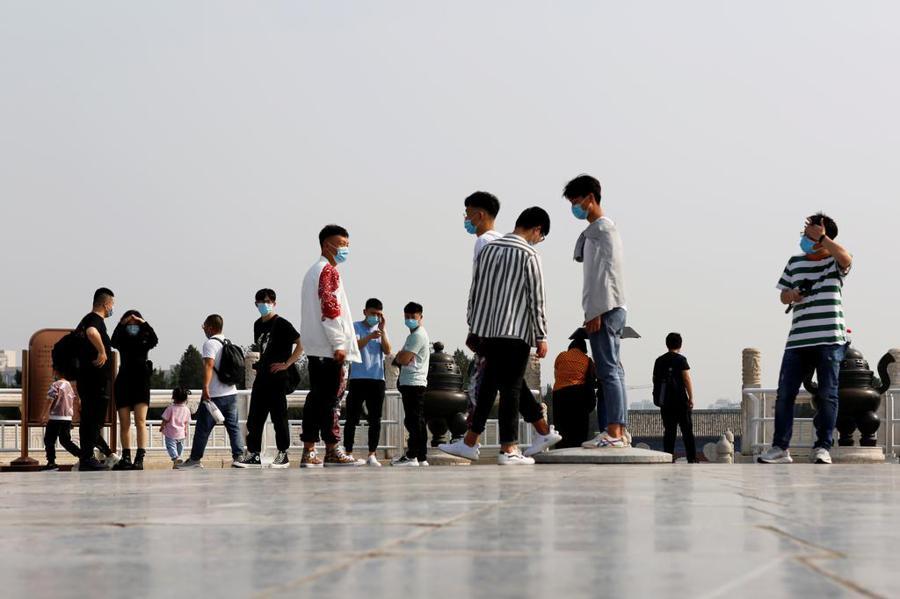 Fresh coronavirus fears dim China's tourism recovery hopes
