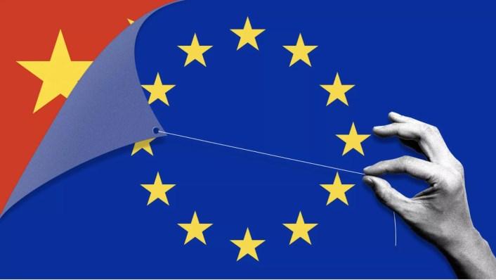 Coronavirus trouble brewing behind EU-China ties