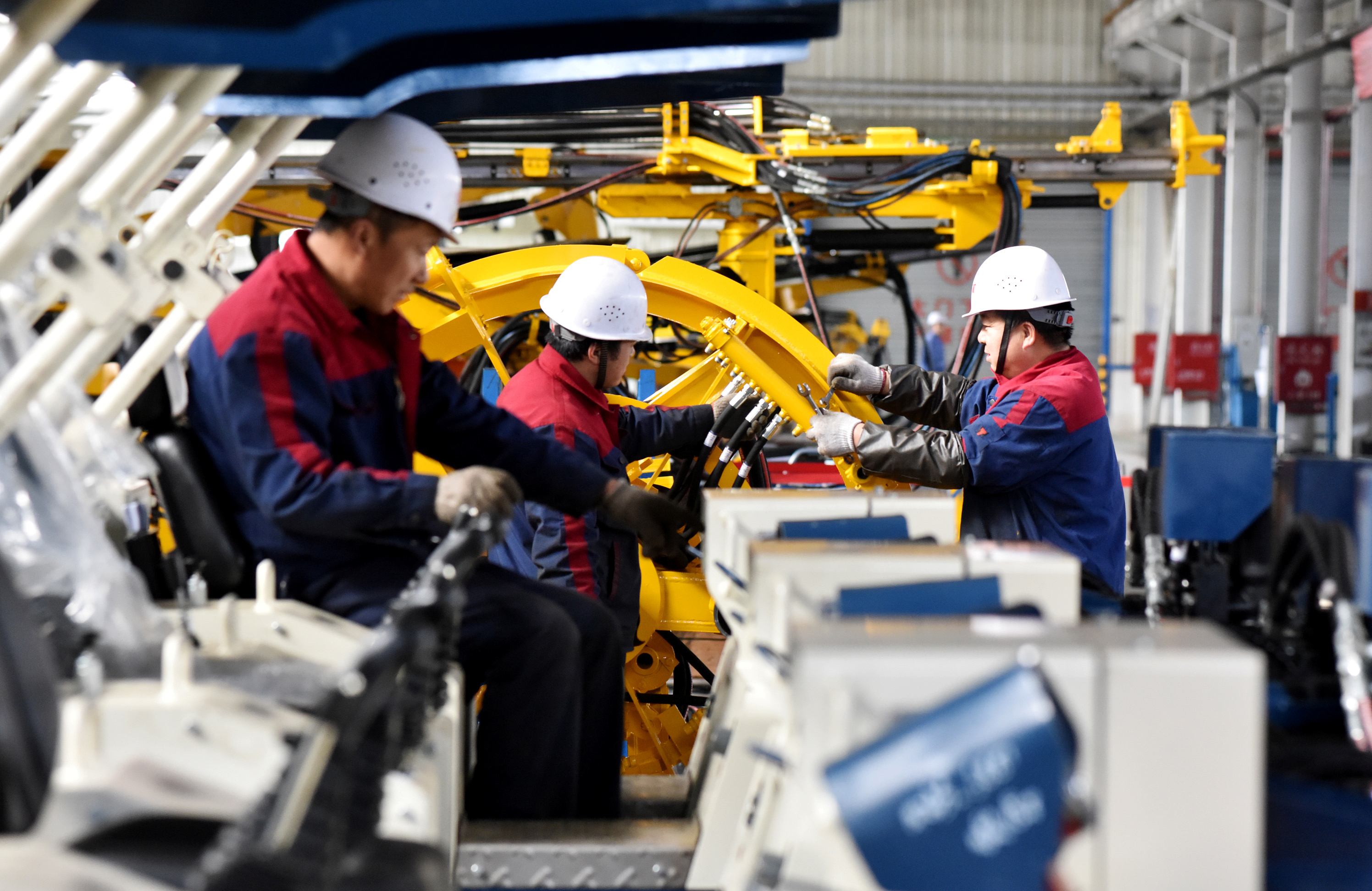 Investors cheer as Asian factories confirm demand return