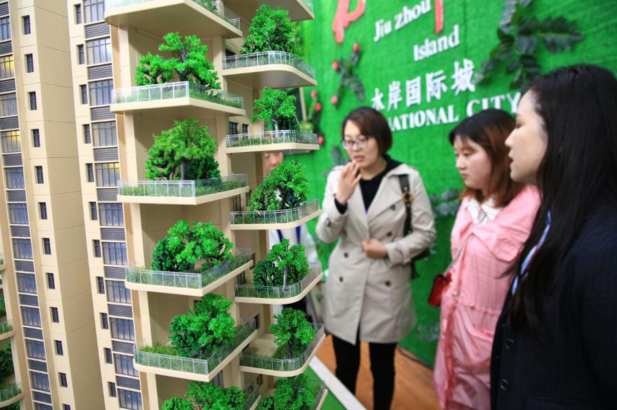 China housing backlog still spurring new buyers