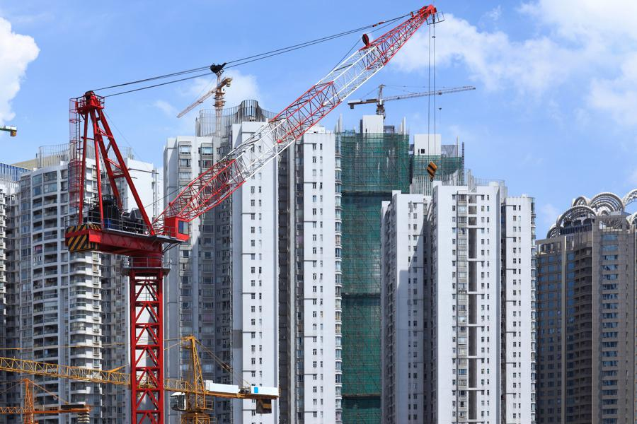 New rules lift property management company stocks in China