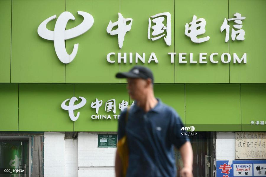 US threat to block China Telecom from American market