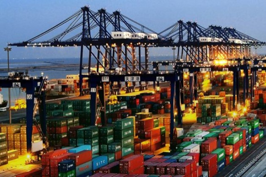 China foreign trade still under pressure