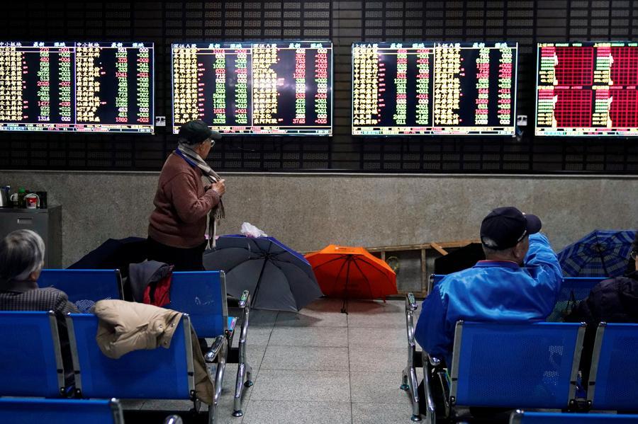 China bond investors see bright 2021