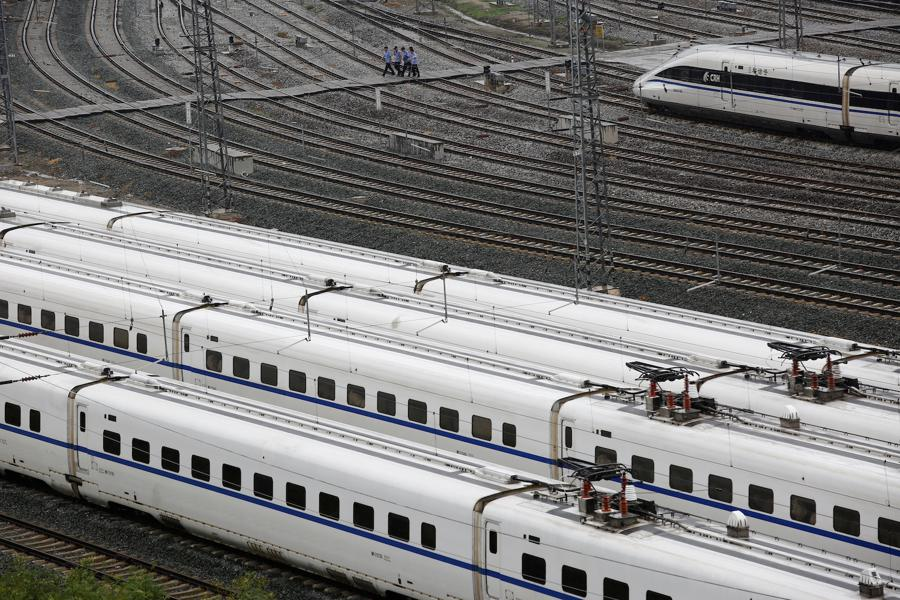 China plans to expand rail network to 200,000 km by 2035