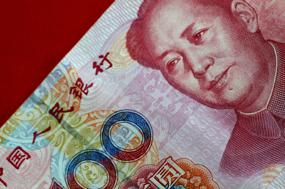 Chinese yuan edges higher, despite rise in US Treasury rates
