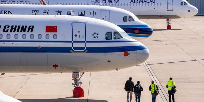 Pandemic spurs buy-up of debt-laden airlines in China