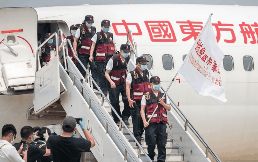 China's medical experts to the rescue in Laos