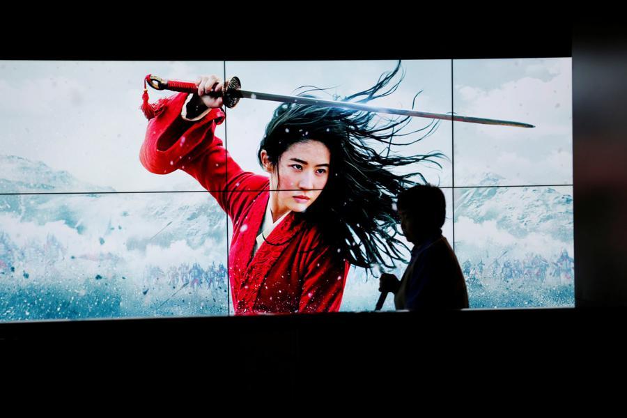 China showbiz shares surge amid new year box office boom