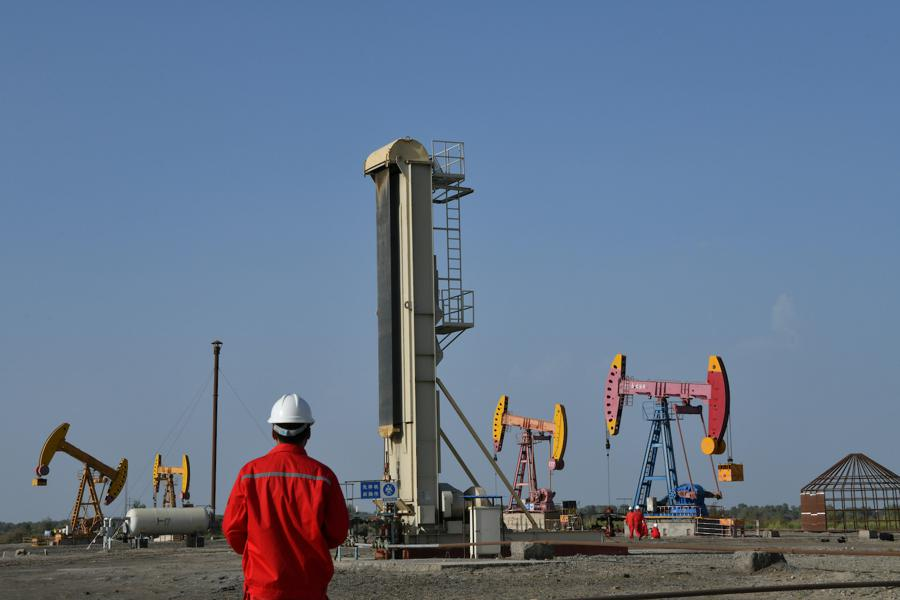 China's long-shot shale gas game