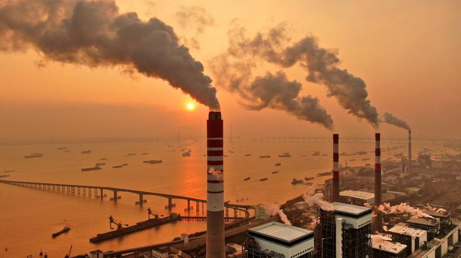 China hurting efforts to cut global emissions: US