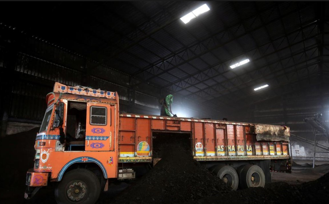 Pandemic and weather help coal reassert its dominance in India