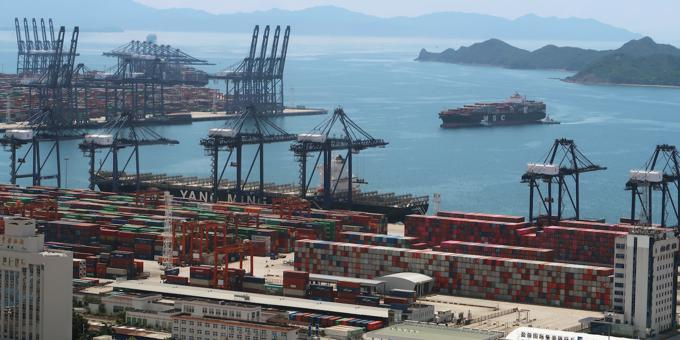China trade surplus with US widens 7.1% to $317 bn in 2020