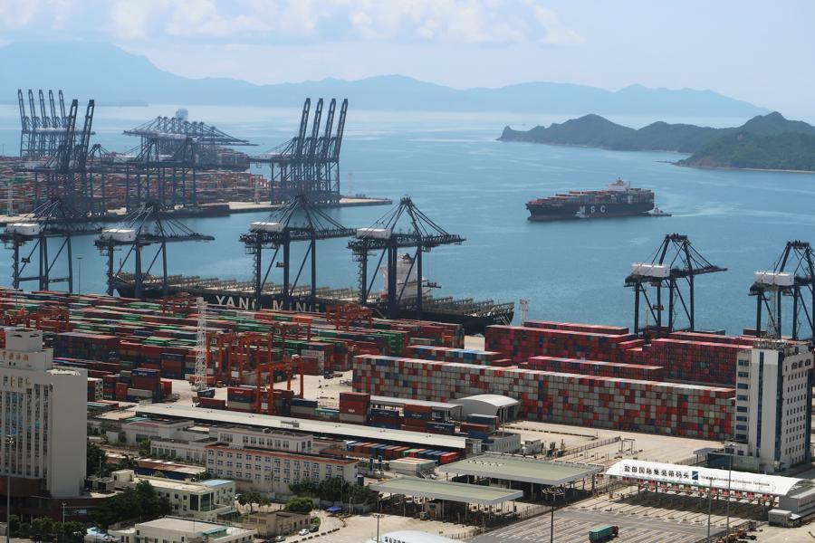 Container shortage crisis stacking pressure on China's export recovery