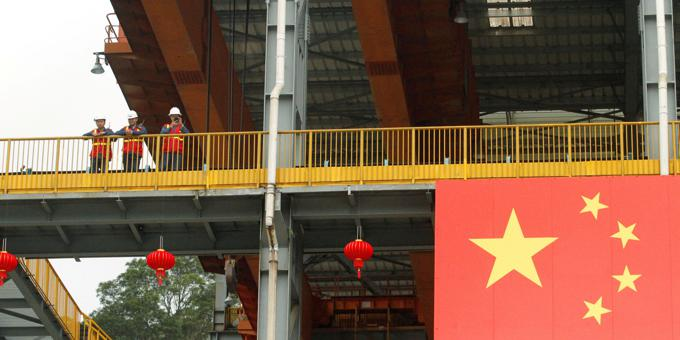 China seeks to become a global commodities market player
