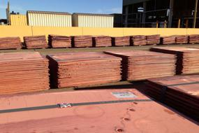 Copper prices soar on Chinese demand for metals