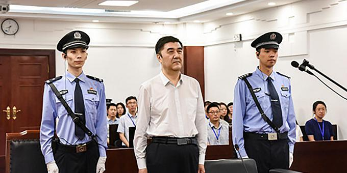 China to prioritize fight against organised crime in 2021