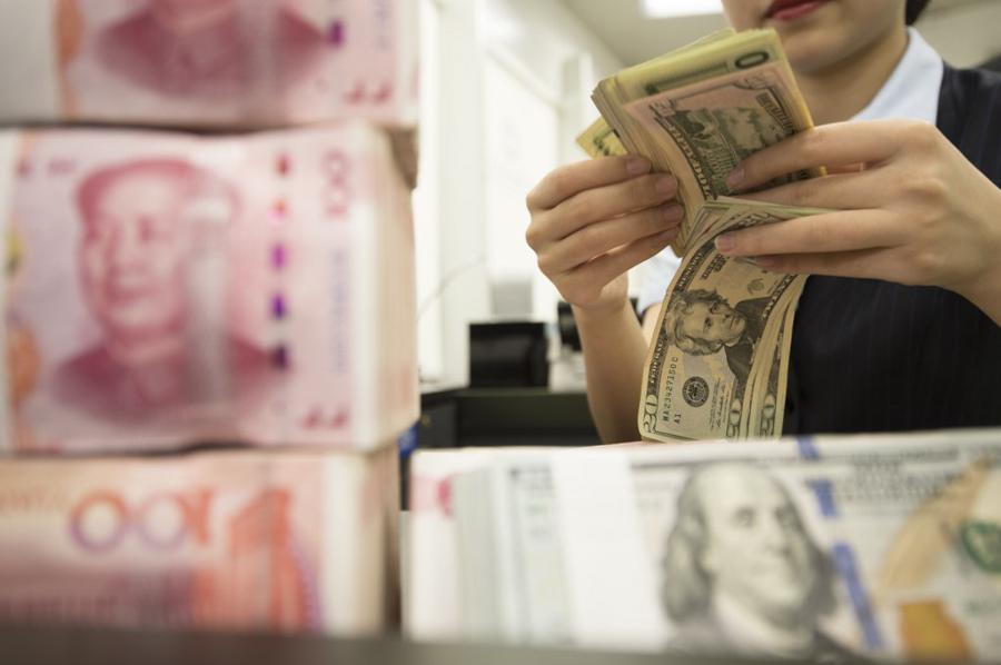 Chinese yuan is best major currency bet