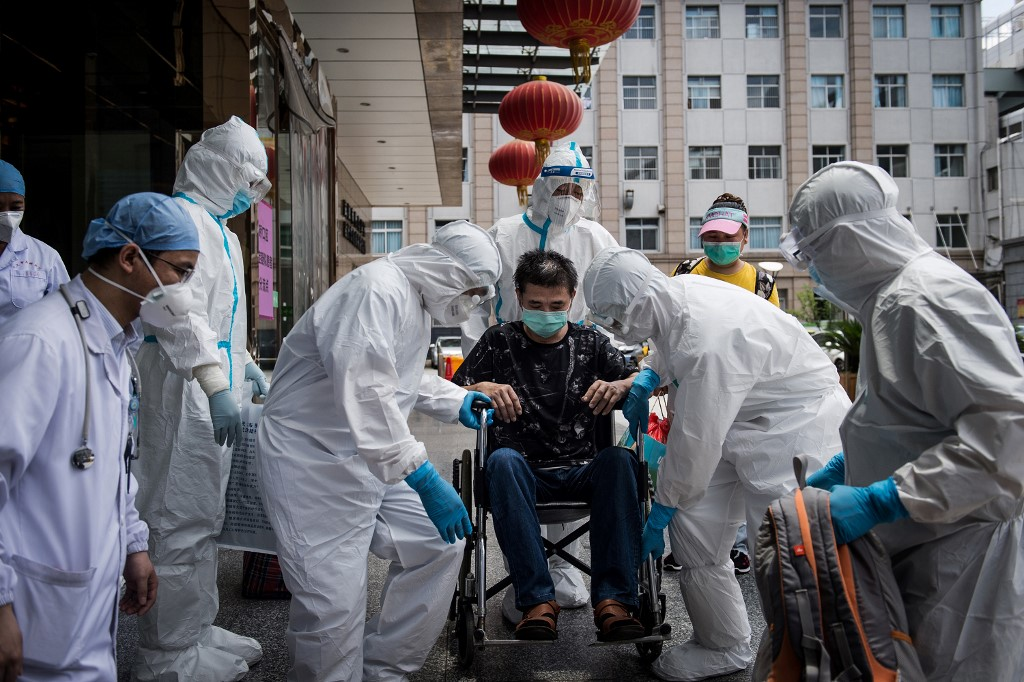 China gets tough on food imports to prevent coronavirus infection