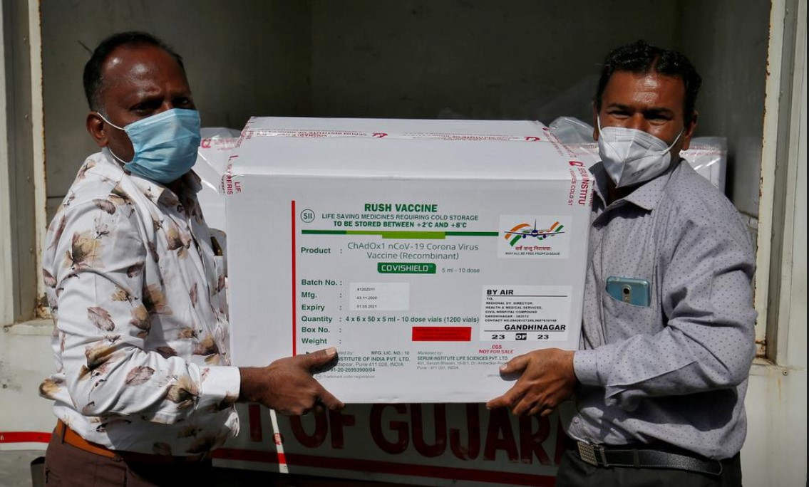 India and Australia's jab at China's growing vaccine diplomacy