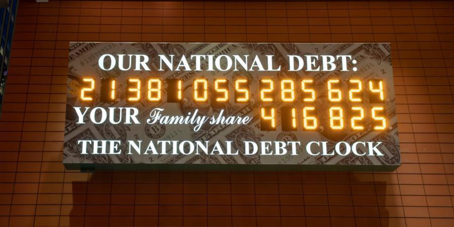 Debt will define our next crisis