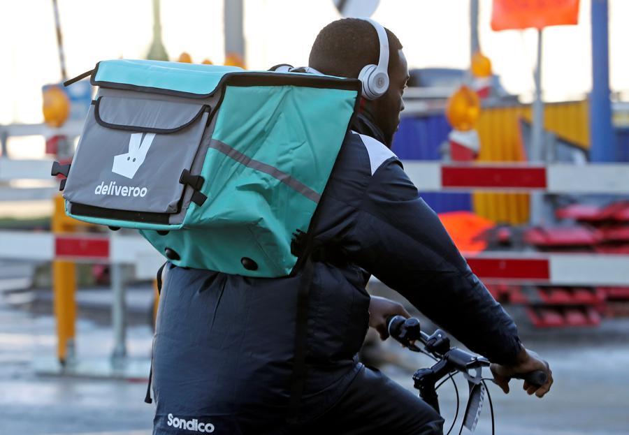 UK's Deliveroo raises $180 million
