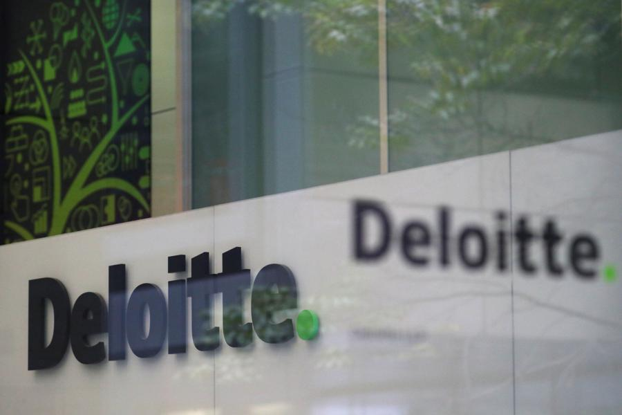 China's finance ministry summons Deloitte executives