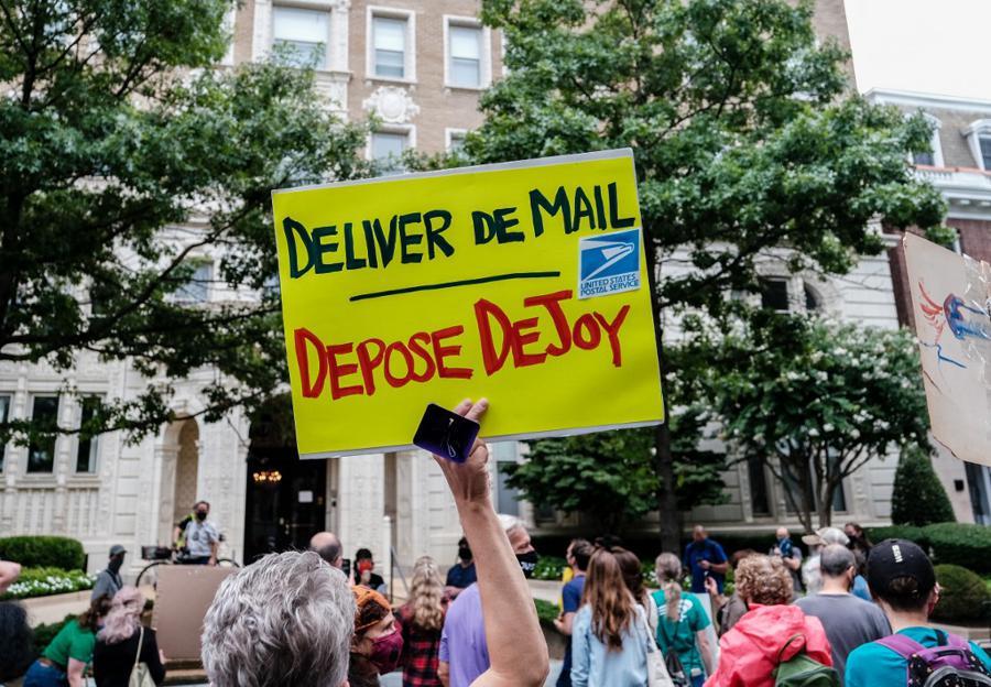 US Postal Service halts changes amid uproar over delays