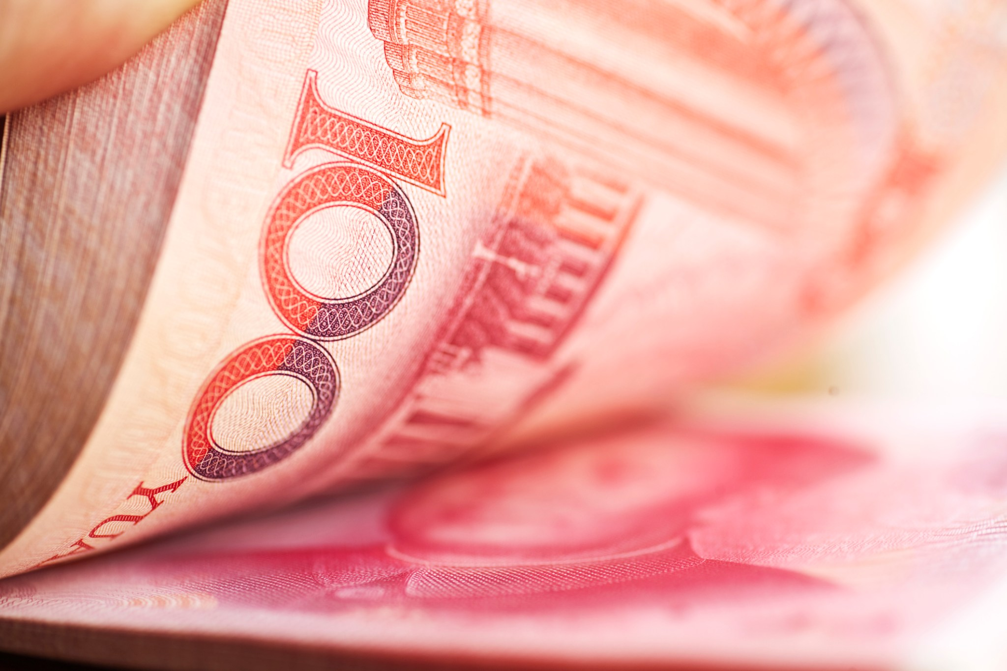 Yuan breaking through the 'red line'