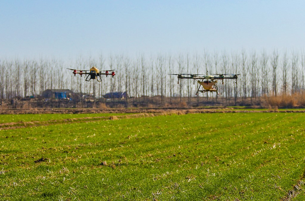 China's drone industry urgently needs low-altitude 'intelligent network'