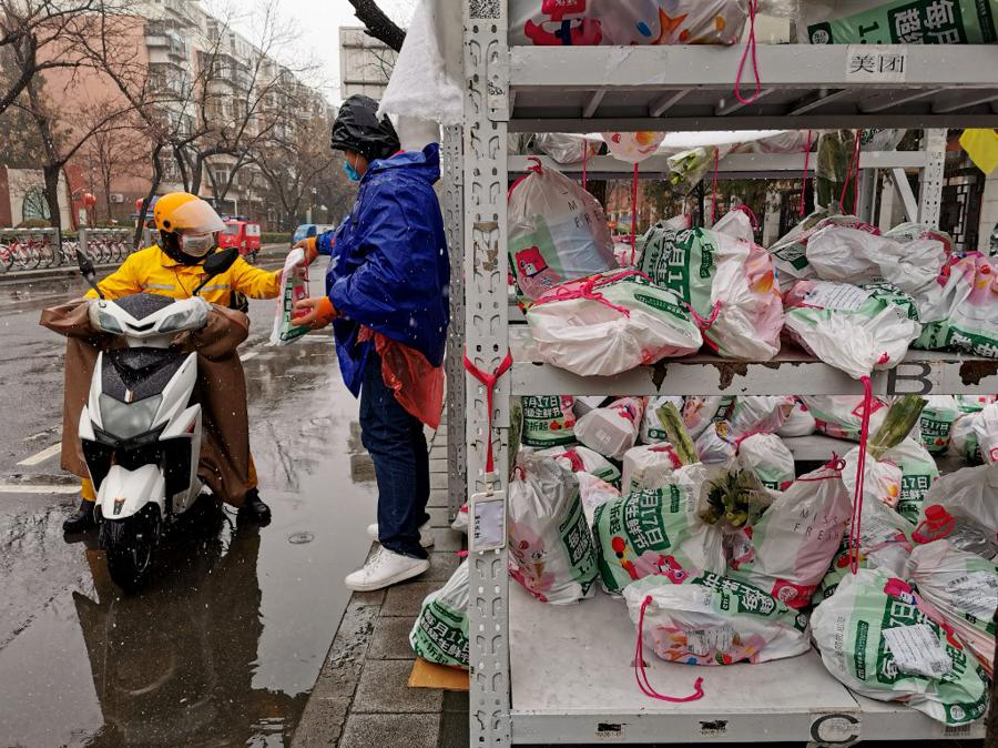 E-commerce revs up in China