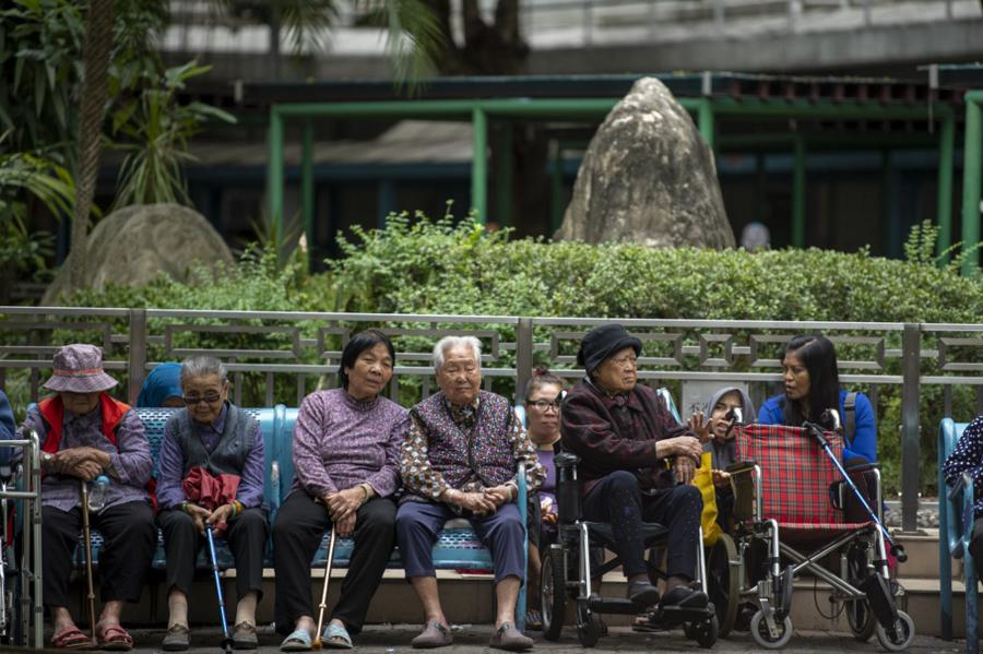 China says state pensions to increase