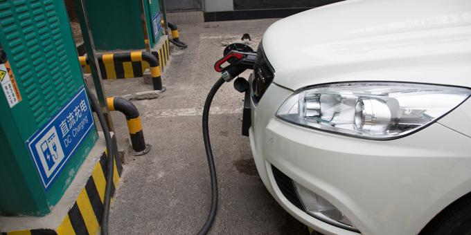 New energy vehicles will reach 20% by 2025: China auto group