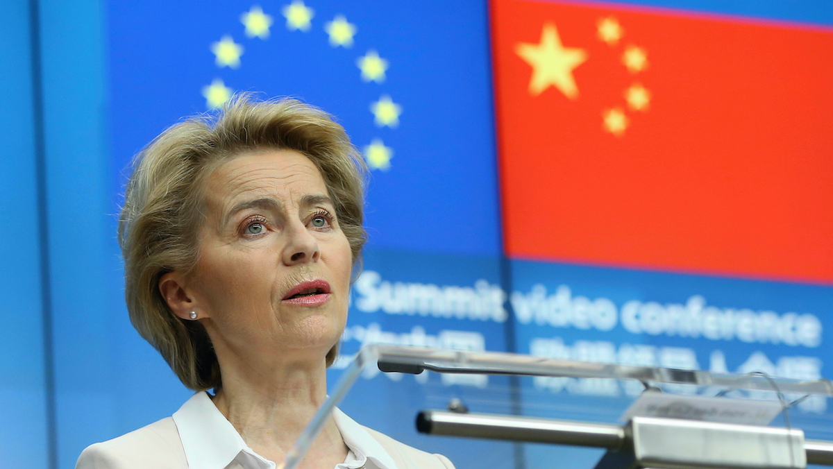 China 'to gain bargaining power' over US via EU investment deal