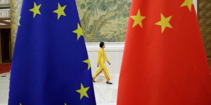 EU companies fear 'punishment' amid China-Europe tensions