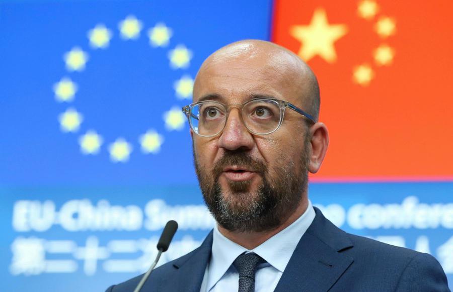 EU warns China over HK security law