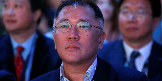 New Hyundai Motor chief: Will he make the first flying car?