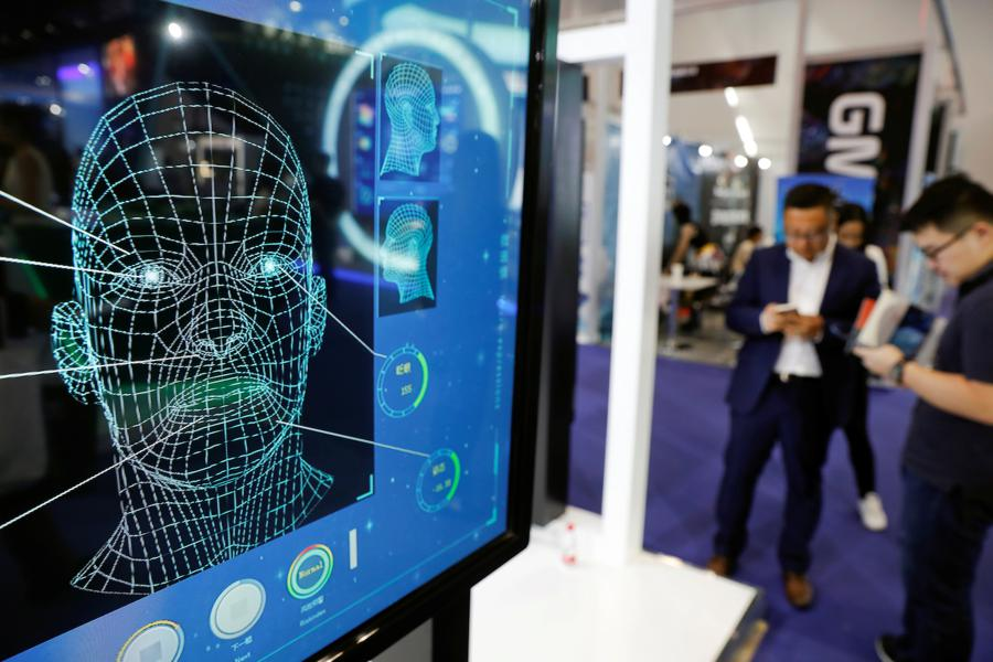 China plagued by online 'super-fake' identity theft using AI