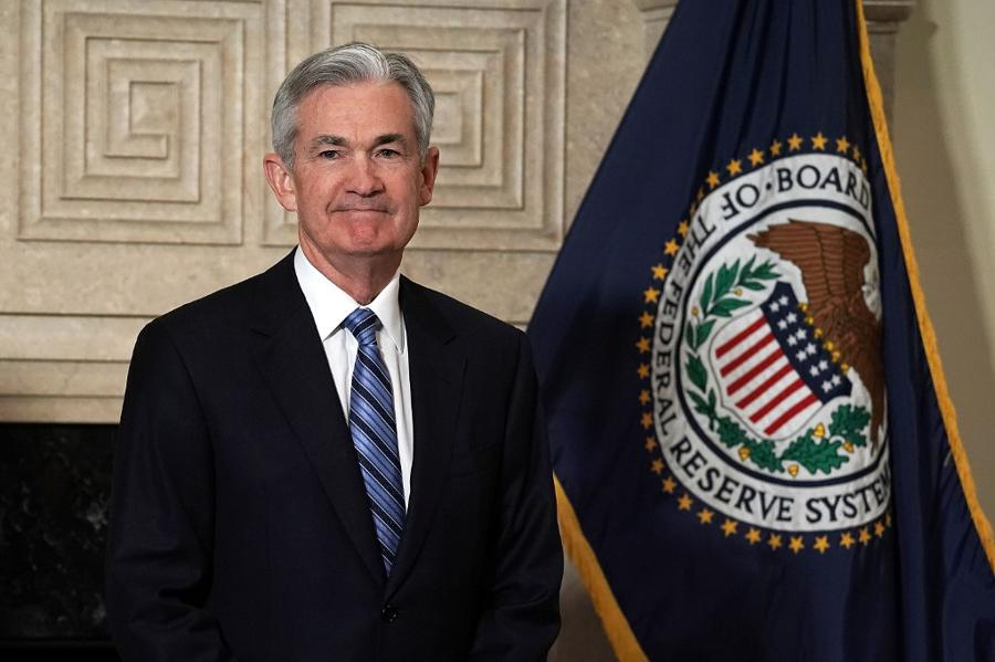 Fed's support pledge boosts markets