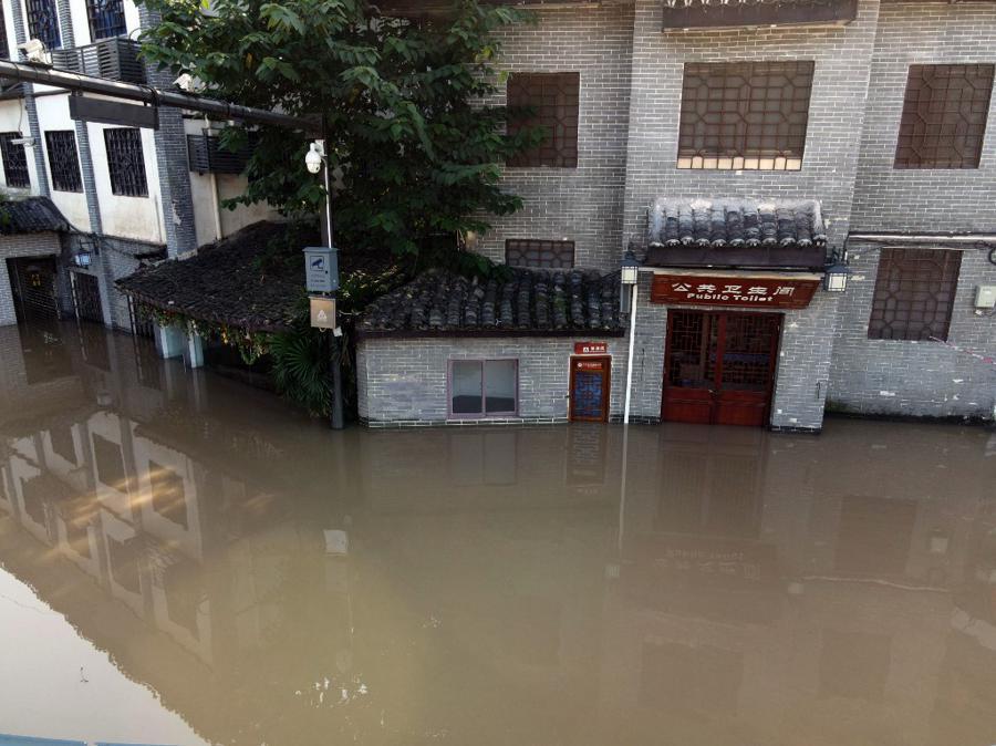 Chinese officials put flood damage at $20.5 billion