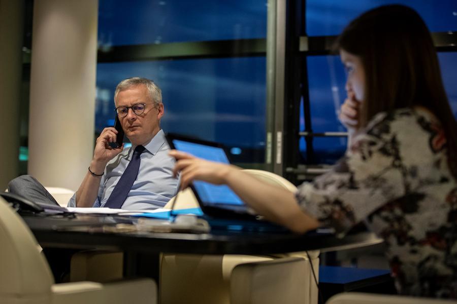 EU nations fail to bridge split over 'coronabonds'