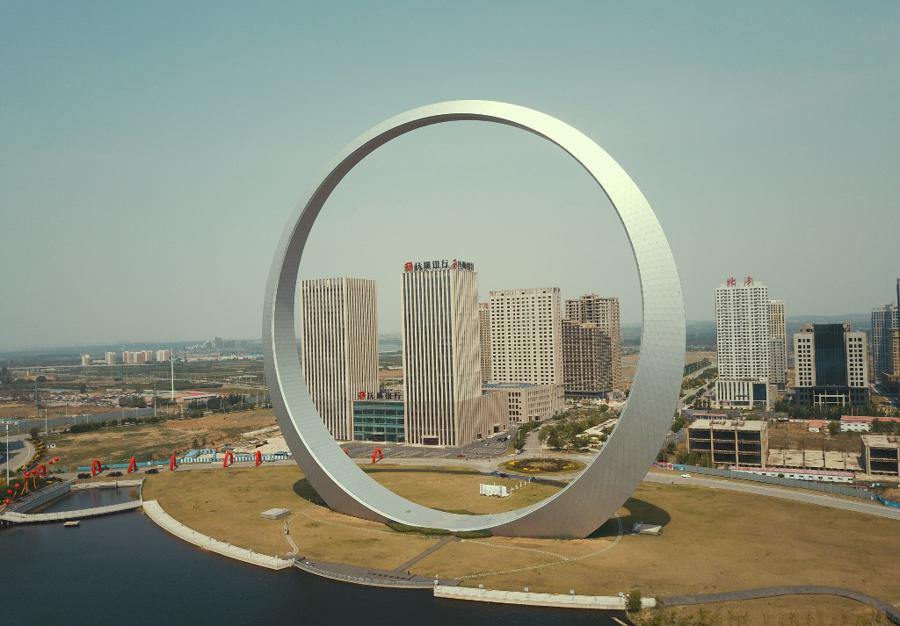 Huayang Group's spectacular 'ring of debt'