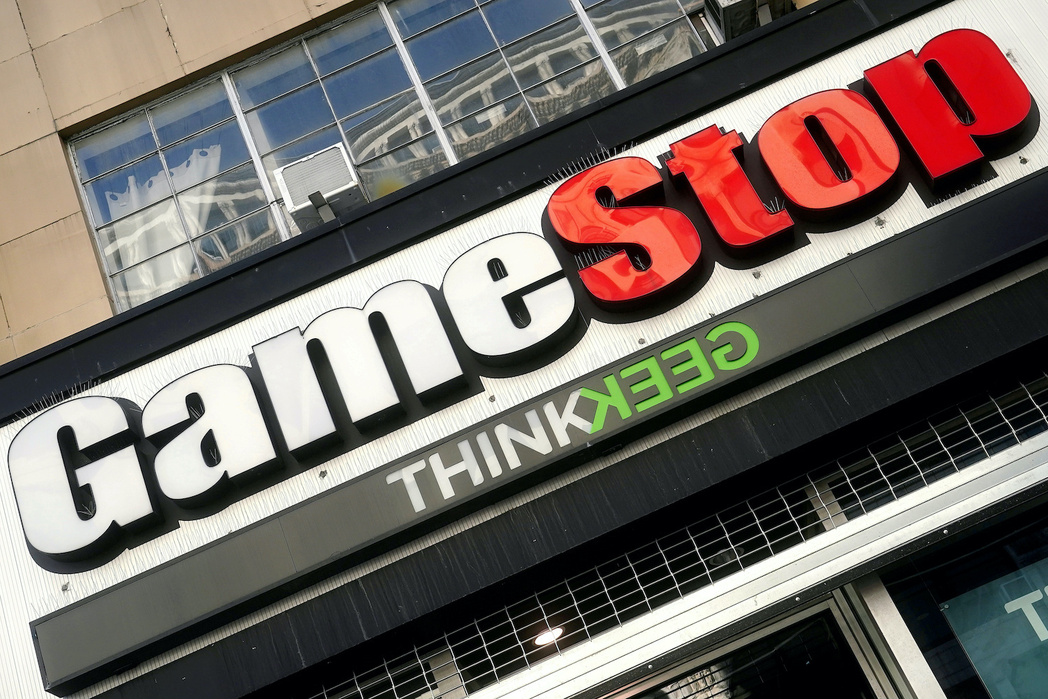 It's back! GameStop shares double on renewed retail buying