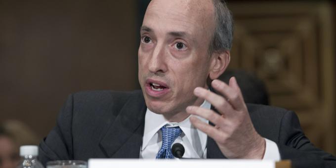 SEC nominee Gensler vows GameStop review as Rocket shares soar