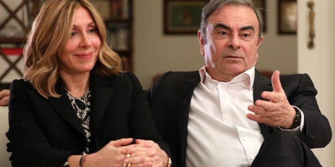 US court allows extradition of men alleged to have helped Ghosn flee