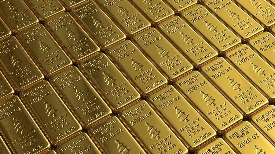 Gold's lustre is likely to last