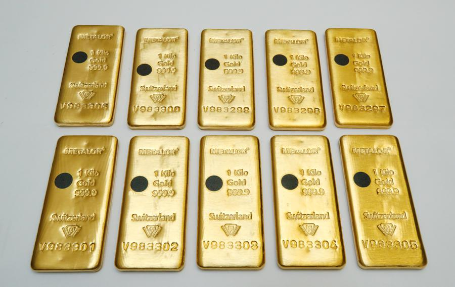 Gold will glitter amid looming stagflation