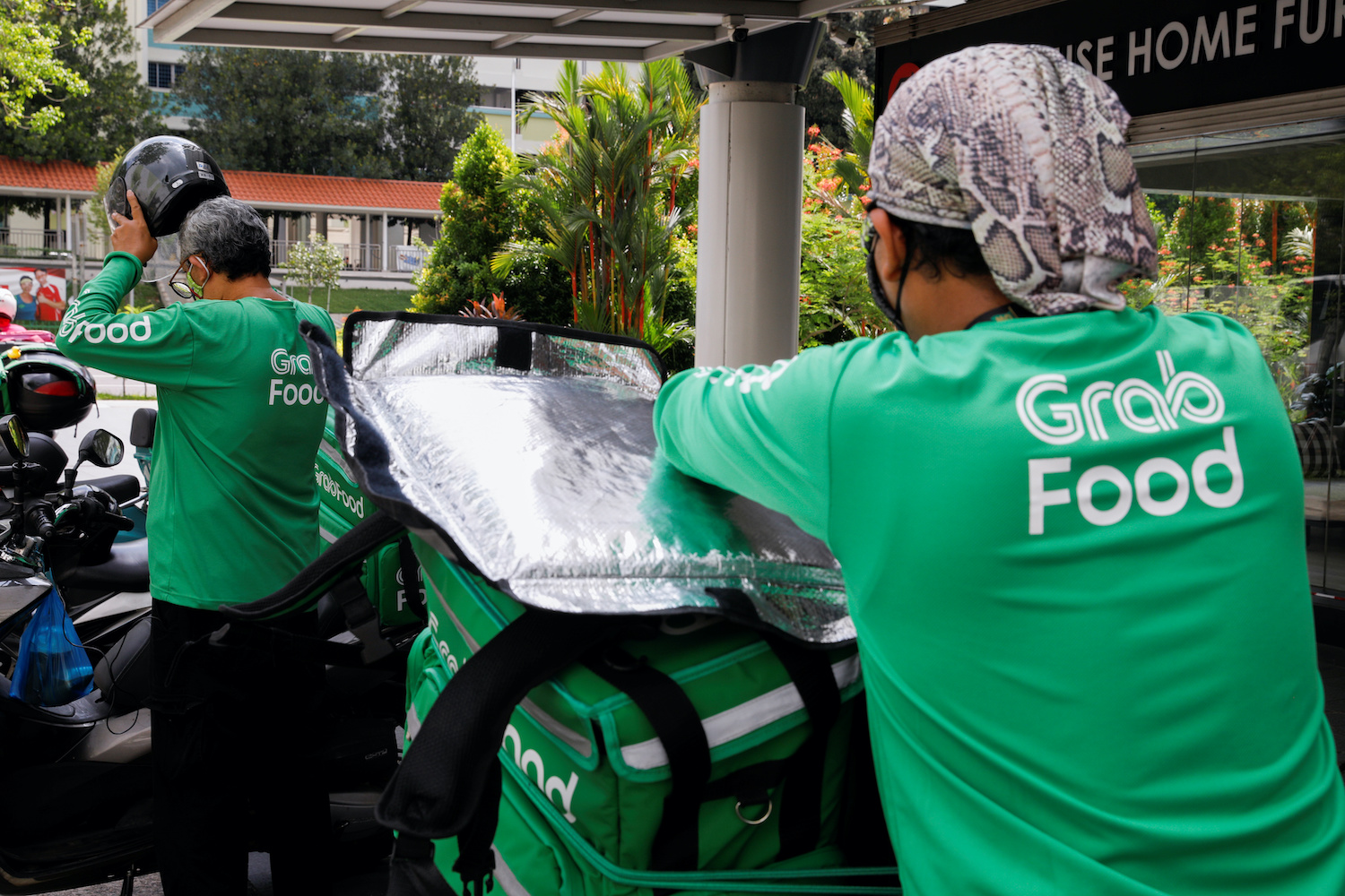 Grab Holdings confirms $40 billion Spac record