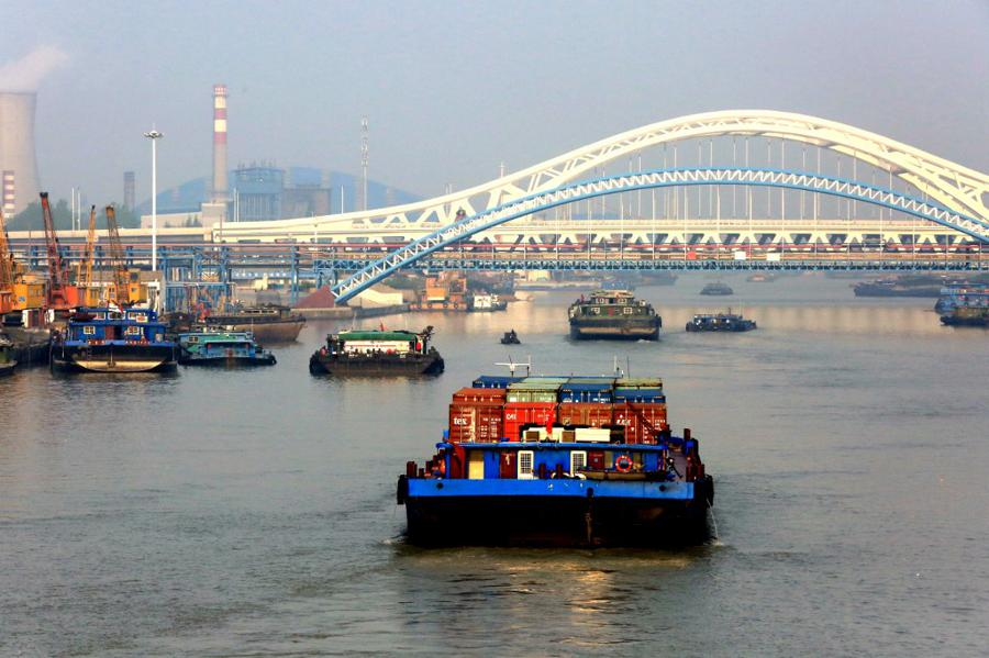 Bonds to help China partly rebuild its Grand Canal