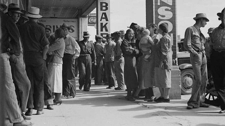 Great Depression II threatens the global economy
